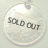 アメリカ WW2ドイツ軍の大砲で作られた記念メダル(チェーン有。無し-300円引き)